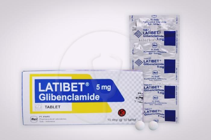 latibet 5 mg obat diabetes