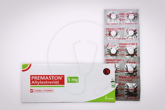 premaston allylestrenol 5 mg
