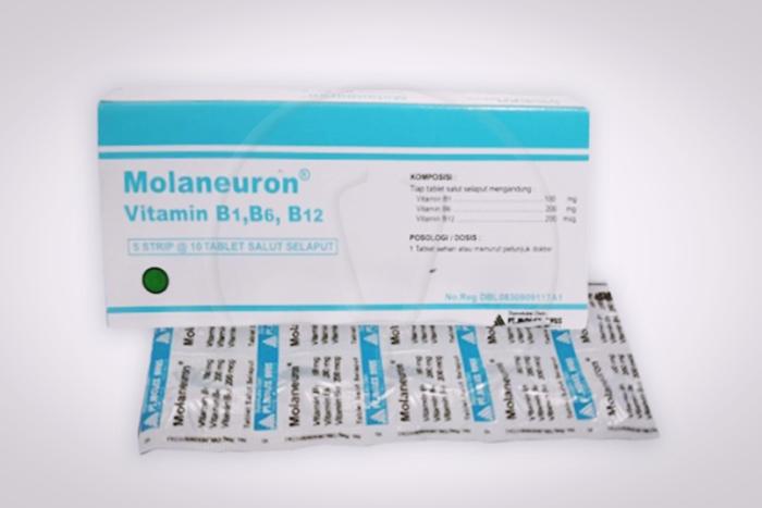 melaneuron vitamin B1 B6 B12