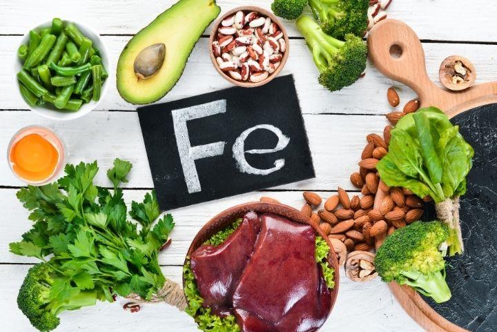 makanan kaya zat besi atasi hb rendah